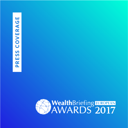 Objectway triumphs for fourth year at the wealthbriefing european awards