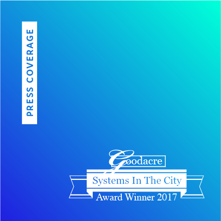"Objectway triumphs at the 2017 ""systems in the city"" awards, for the fourth year in a row"