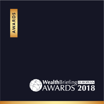 Objectway shortlisted at the WealthBriefing Awards 2018