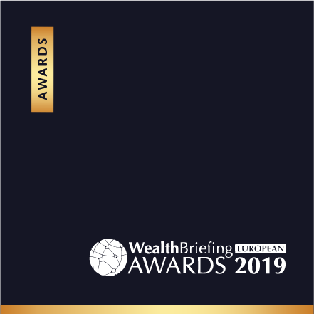 Objectway shortlisted for the WealthBriefing European Awards 2019