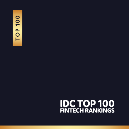 Objectway at #84 in the 2018 IDCfintech rankings by IDCfinancial insights
