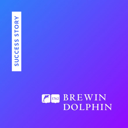 Brewin Dolphin success story